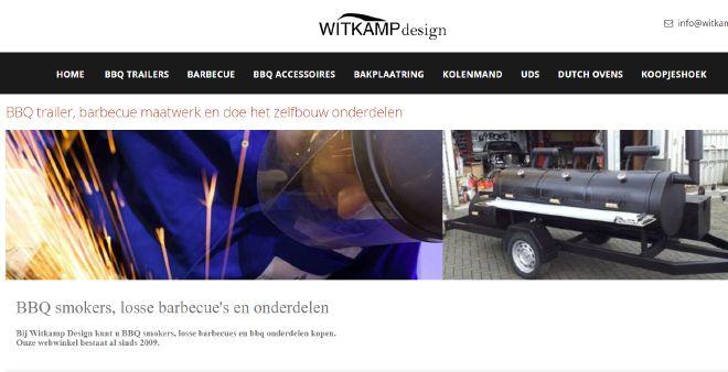Witkamp Design webwinkel